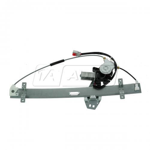 03-06 Acura MDX Front Door Power Window Regulator w/Motor (6 pin) LF