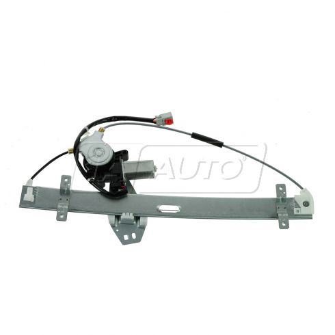 03-06 Acura MDX Front Door Power Window Regulator w/Motor (6 pin) RF