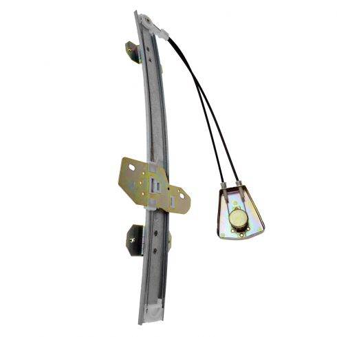94-97 Honda Accord Sedan Front Door Manual Window Regulator RF