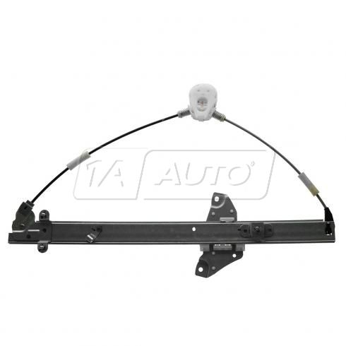96-00 Toyota Rav 4 (4 Door) Front Door Power Window Regulator w/o Motor LF (OE)