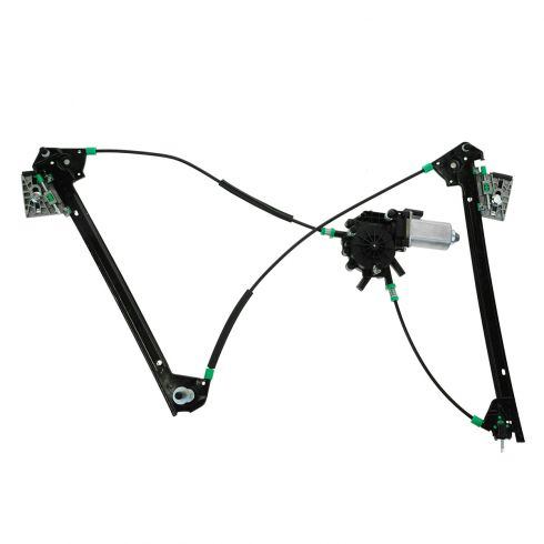97-04 Chevy Corvette Power Window Regulator w/Motor LF