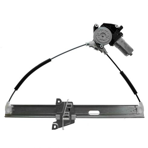 08-12 Ford Escape, Hybrid; 08-11 Mariner, Hybrid Front Door Power Window Regulator w/Motor RF