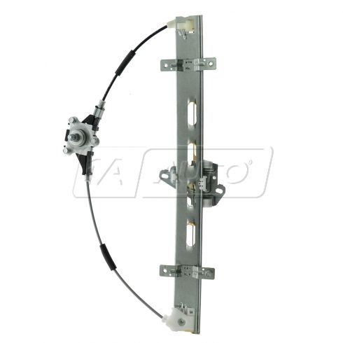 01-02 Honda Civic Sedan; 03-05 Civic Sedan (exc Hybrid) Front Door Manual Window Regulator LF