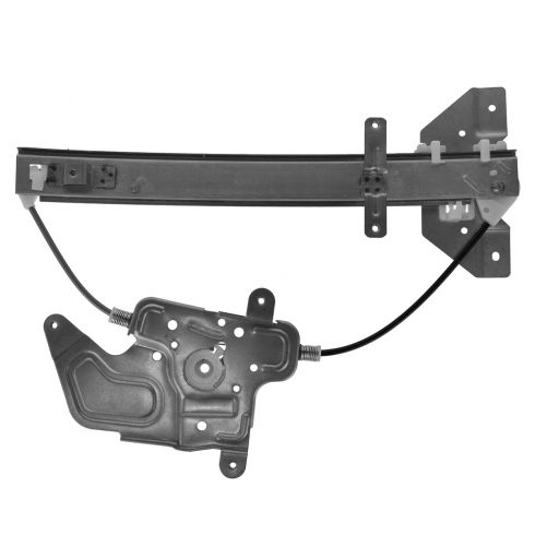 99-04 Olds Alero; 99-05 Pontiac Grand Am Rear Door Power Window Regulator w/o Motor LR