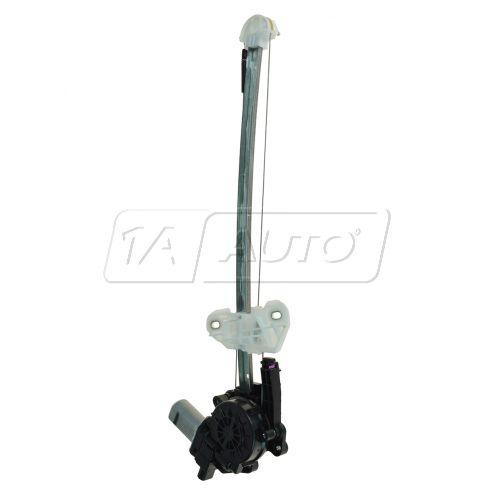 12-13 Honda CR-V Rear Door Power Window Regulator w/o Motor LR