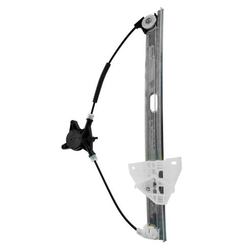 2007 13 mazda cx 9 window regulator driver side rear for Power window motor replacement cost