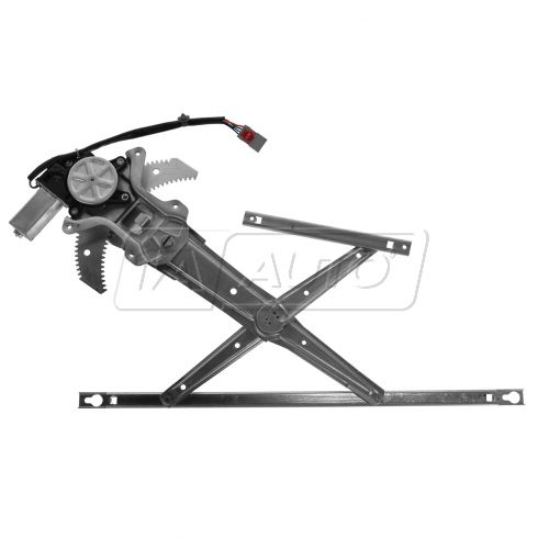 97-01 Honda CR-V Pwr Window Regulator & Motor LF