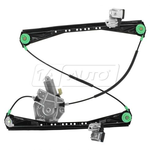 00-03 Lincoln LS; 00-03 Jaguar S-Type Power Window Regulator w/Motor RF