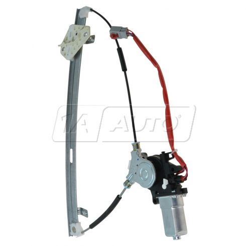 02-06 Honda CR-V Power Window Regulator & Motor LF