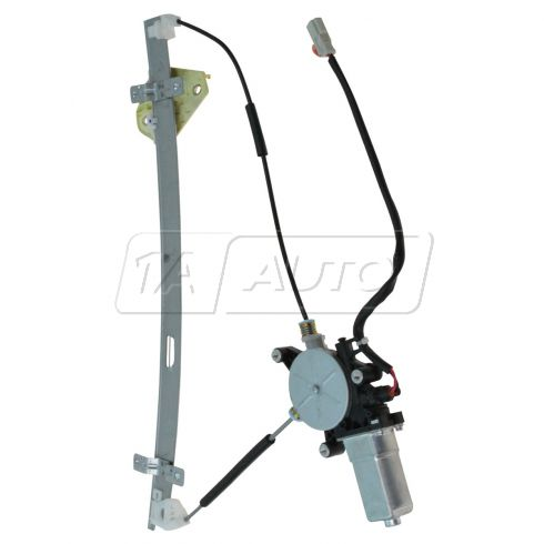 02-06 Honda CR-V Power Window Regulator & Motor RF