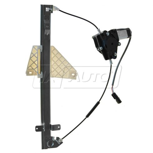01-04 Jeep Grand Cherokee Power Window Regulator With Motor Rear RH