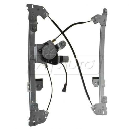 04-08 Ford F150 Reg & Crew Cab Power Window Regulator w/Motor RF