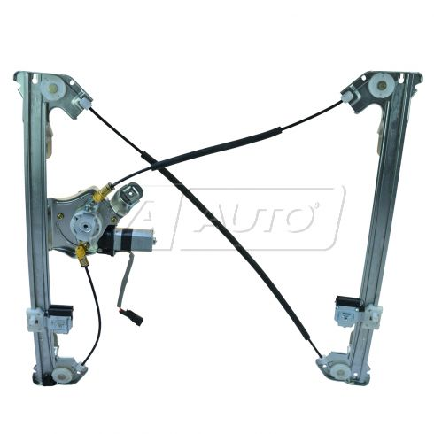 04-08 Ford F150 Super Cab Power Window Regulator w/Motor LF