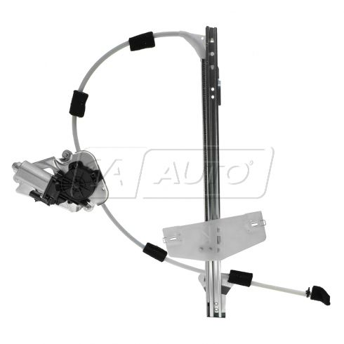 02-06 Jeep Liberty Pwr Window Regulator w/Motor LF (OE Type)