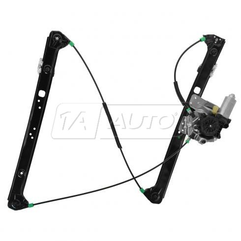 00-06 BMW X5 Power Window Regulator w/Motor RF