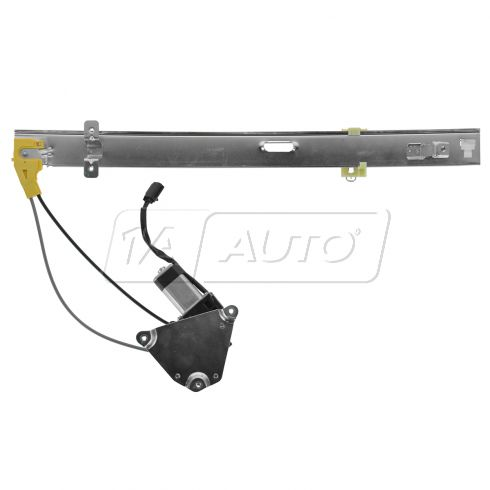 02-06 (thru 1/18/06) Jeep Liberty Power Window Regulator w/Motor RR