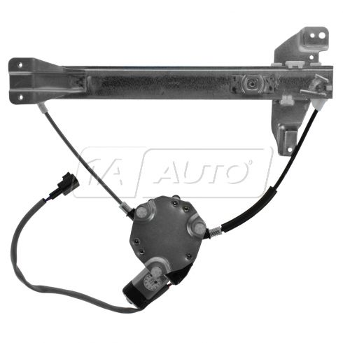 06-12 Chevy Impala Rear Door Power Window Regulator w/Motor LR