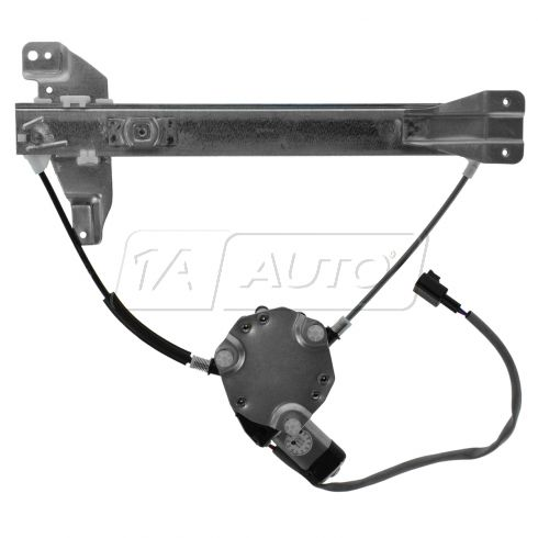 06-12 Chevy Impala Rear Door Power Window Regulator w/Motor RR