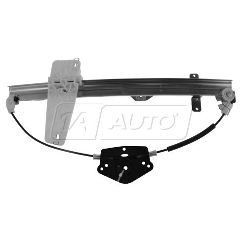 00 (from 3/10/00)-04 Jeep Grand Cherokee Front Door Window Regulator w/o Motor R