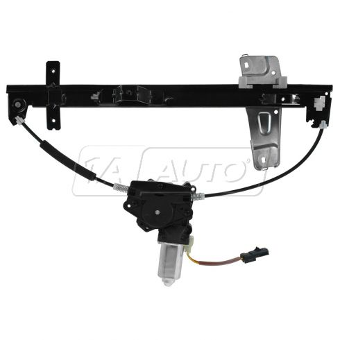 99-00 Grand Cherokee Window Regulator w/Motor RF