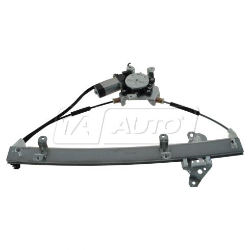 1998-01 Nissan Altima Window Regulator Power With Motor Front LH