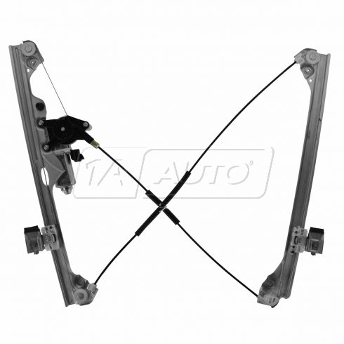 07-11 GM PU SUV Multifit Power Window Regulator w/Motor LF