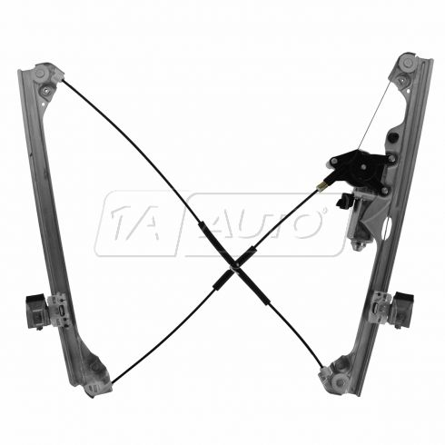 07-11 GM PU SUV Multifit Power Window Regulator w/Motor RF