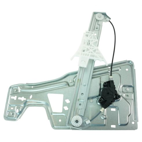 05-09 Chevy Equinox; 06-09 Pontiac Torrent Front Door Power Window Regulator Module w/Motor LF