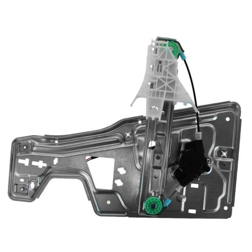 05-09 Chevy Equinox; 06-09 Pontiac Torrent Rear Door Power Window Regulator Module w/Motor LR