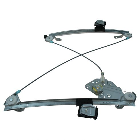 03-07 Cadillac CTS Front Door Power Window Regulator w/o Motor RF (HQ)