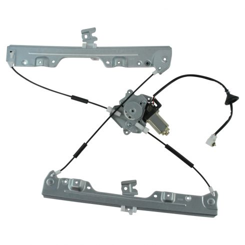 03-07 Nissan Murano Front Door Power Window Regulator w/Motor RF