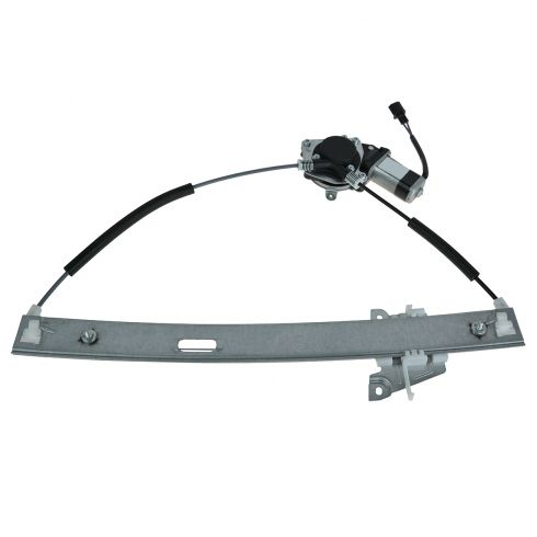 8-12 Ford Escape, Hybrid; 08-11 Mariner, Hybrid Frnt Door Power Window Regulator w/Motor LF (Dorman)