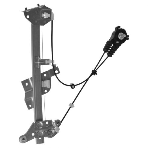 90-97 Mazda Miata Manual Window Regulator RH (Mazda)