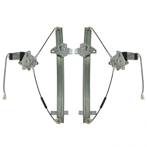 Front Passenger Side Power Window Regulator
