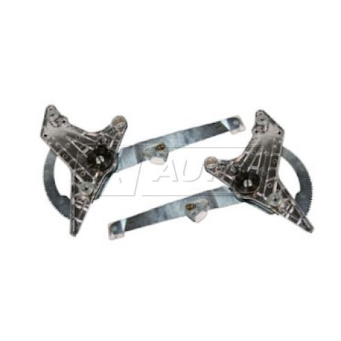 Power Window Regulator Rear Driver Side