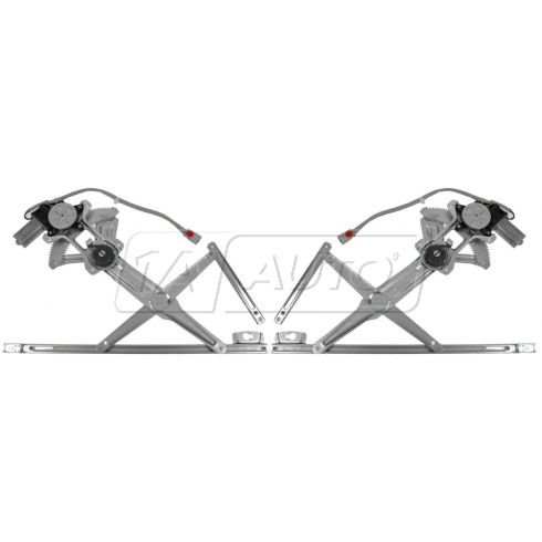 Power Window Regulator Pair