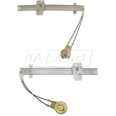 86-93 Mazda PU Manual Window Regulator Pair