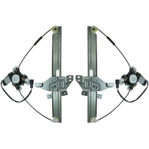 00-05 Impala Power Window Regulator w/Motor PAIR