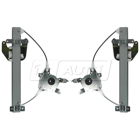 00-03 Maxima Window Regulator W/O Motor PAIR