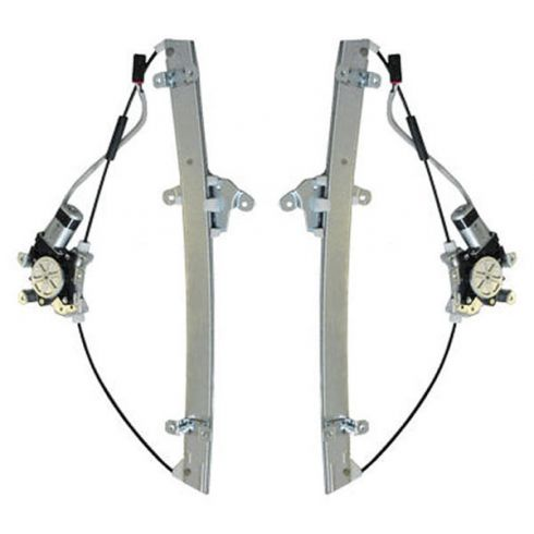 1993-98 Quest Villager Window Regulator Power With Motor PAIR