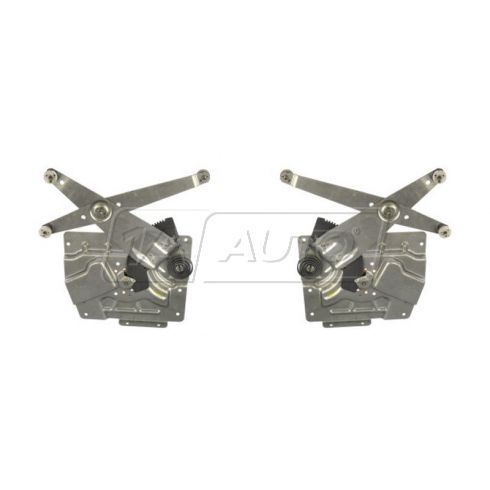 95-05 S10 Blazer S15 Jimmy Manual Window Regulator PAIR