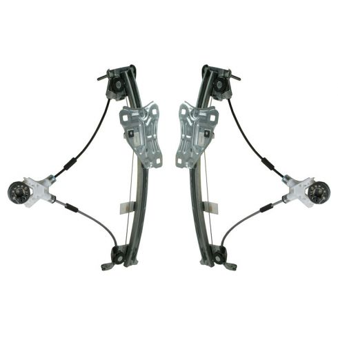 1997-01 Lexus ES300 Power Window Regulator w/o Motor PAIR