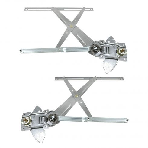 95-04 Toyota Tacoma Manual Window Regulator Front Door Pair