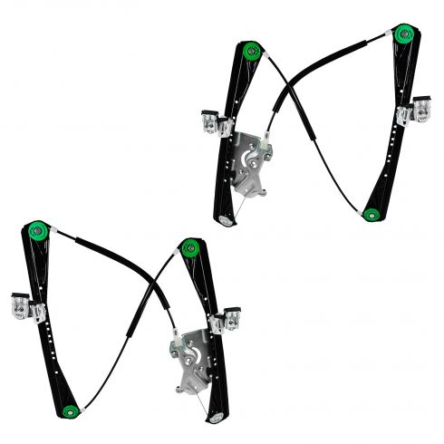 2003 06 lincoln ls window regulator front pair for 03 lincoln ls window regulator