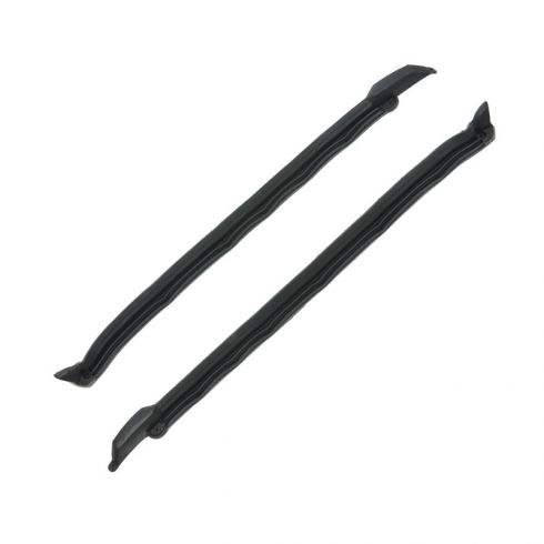 Cutlass 442 GTO Chevelle Convertible Windshield Pillar Weatherstrips