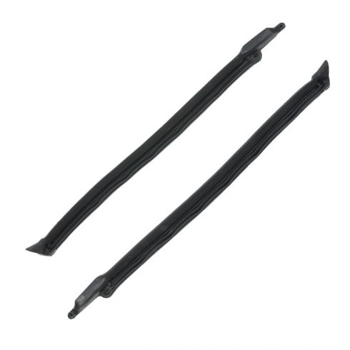 Cutlass 442 GTO Chevelle Convertible Windshield Pillar Weatherstrip