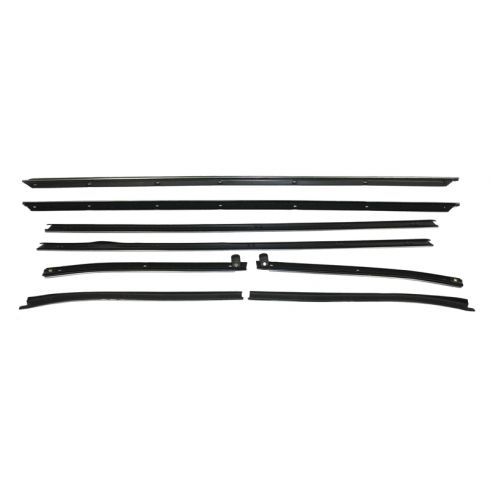 1970-72 Buick A-body Conv Window Weatherstrip