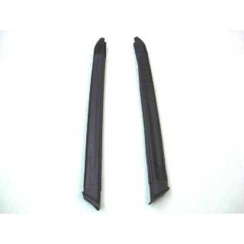 "83-86 Ford Mustang ""A"" Pillar Post Seal Pair for Convertible Models"