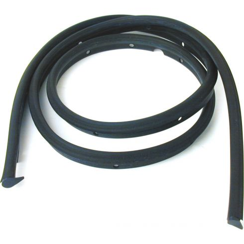 81-85 MB 380SL; 81 380SLC; 73-80 450SL, 450SLC; 86-89 560SL Hardtop to Body Rear Weatherstrip