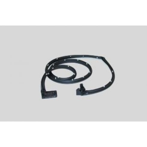 74-96 GM Full Size Van Side Cargo LH Door Weatherstrip Seal